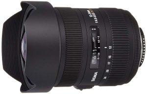 Sigma 12-24mm f4 DG HSM Art Lens