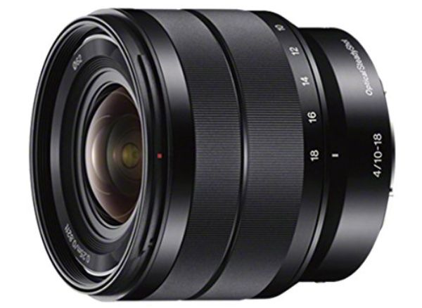 Sony E 10-18mm f4 OSS