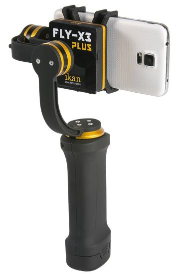 Ikan FLY X3 PLUS 3-Axis Smartphone-Gimbal Stabilizer