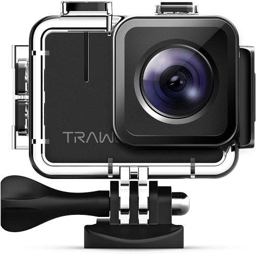 APEMAN TRAWO A100 Real 4K Action Camera
