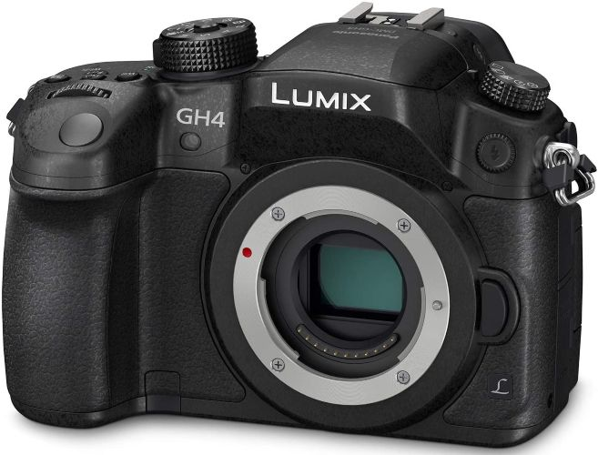 Panasonic Lumix GH4 Body 4K Mirrorless Camera