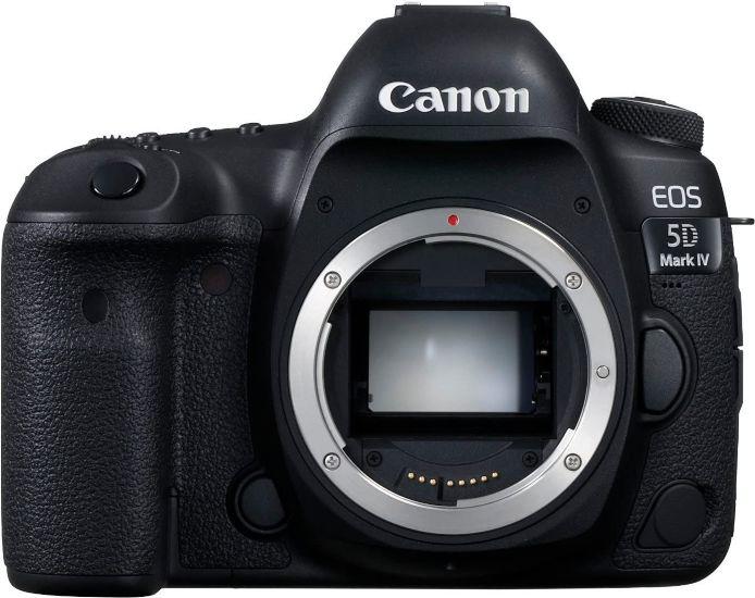 Canon EOS 5D Mark IV Full Frame Digital SLR Camera
