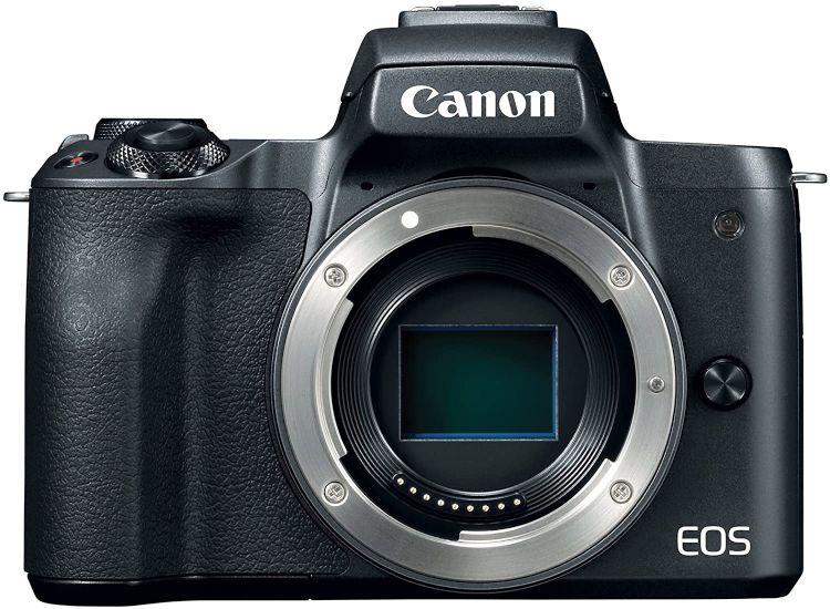 Canon EOS M50 Mirrorless Digital 4K Camera