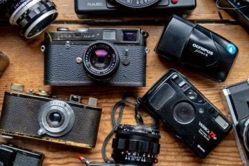 Best Point and Shoot Film Cameras