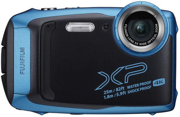 Fujifilm FinePix XP140 Waterproof Digital Camera