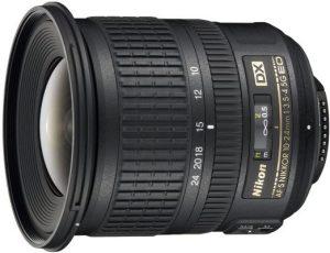 Nikon AF-S DX 10-24mm f3.5-4.5G ED