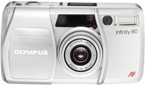 Olympus Infinity Zoom 80 QD 35mm Camera