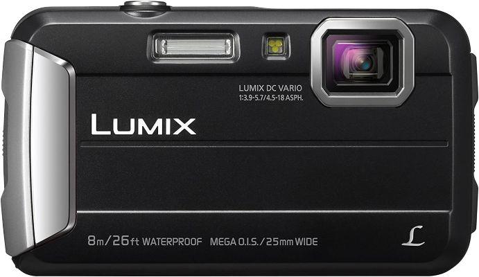 PANASONIC LUMIX DMC-TS30K Waterproof Digital Camera