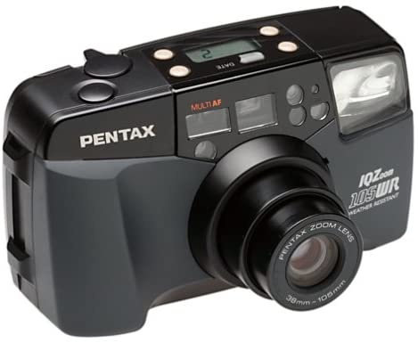 Pentax IQ Zoom 105WR QD Date 35mm Camera
