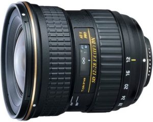 Tokina 12-28mm f4.0 AT-X Pro DX Lens for Nikon
