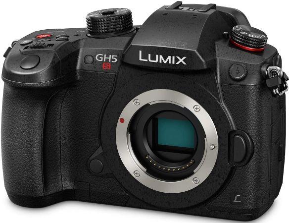 PANASONIC LUMIX GH5S 4K Digital Camera