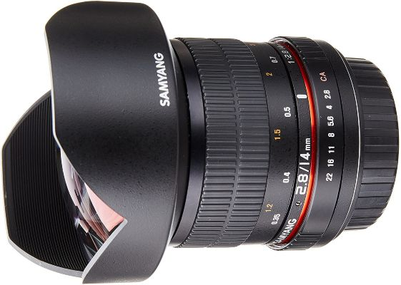 Samyang 14mm F2.8 Ultra Wide Angle Lens