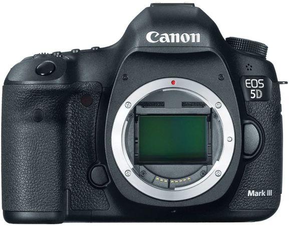 Canon EOS 5D Mark III Full Frame CMOS
