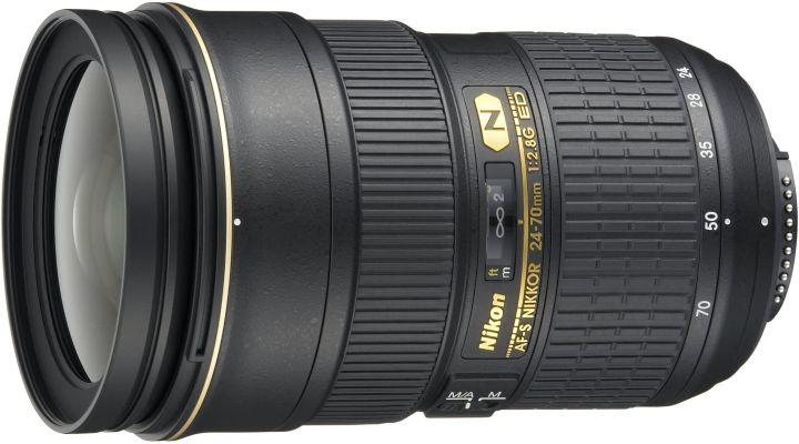 Nikon AF-S FX NIKKOR 24-70mm f 2.8G ED