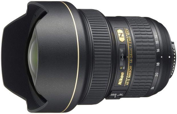 Nikon AF-S NIKKOR 14-24mm f 2.8G ED