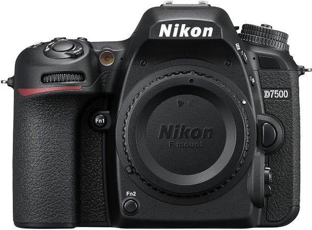 Nikon D7500 DX-format DSLR
