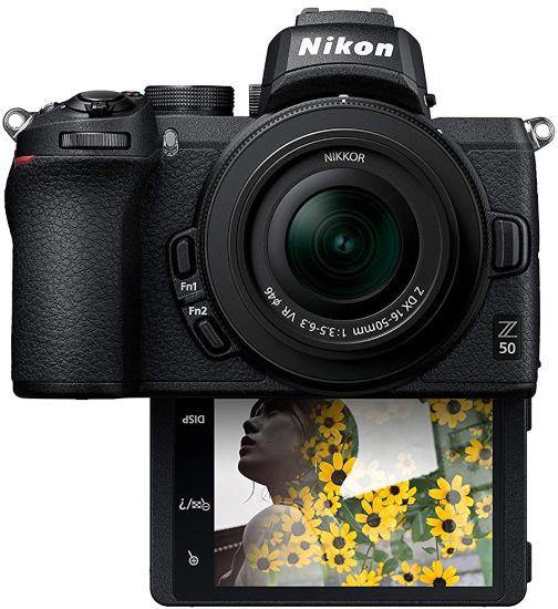 Nikon Z50 Compact Mirrorless Camera