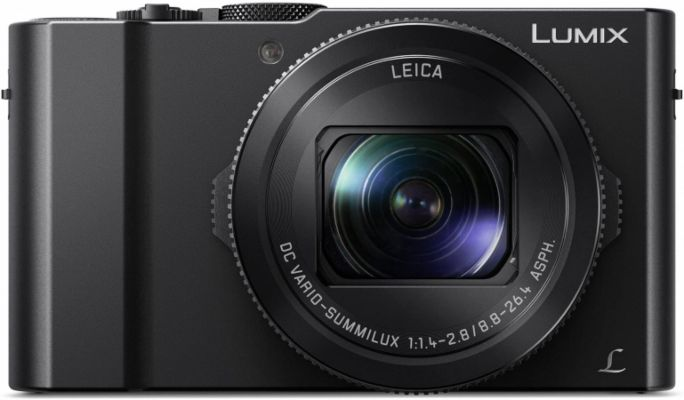 Panasonic LUMIX LX10 4K Digital Camera