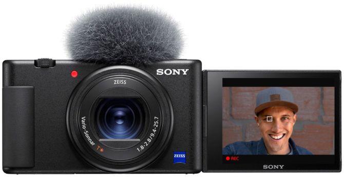 Sony ZV-1 Camera for Content Creators