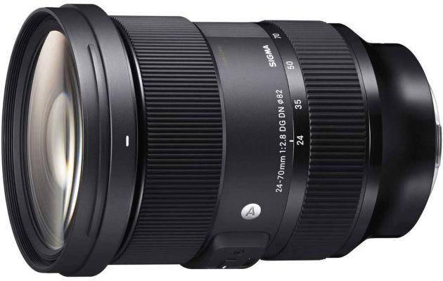 Sigma 24-70mm F2.8 DG DN Art for Sony E Lens