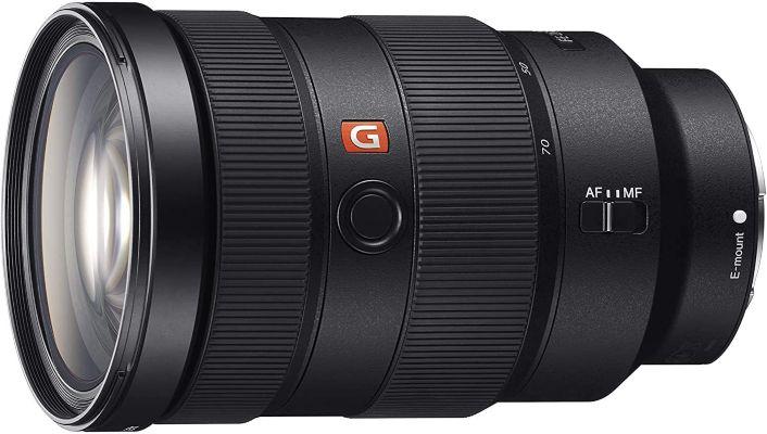 Sony FE 24-70 mm F2.8 G Master Full Frame Standard Zoom Lens