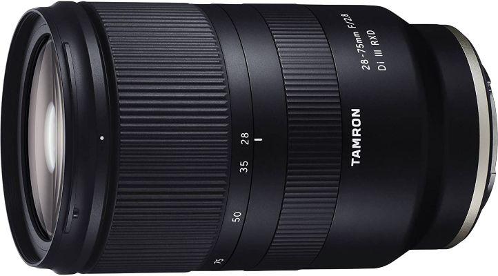 Tamron 28-75mm F2.8 Lens