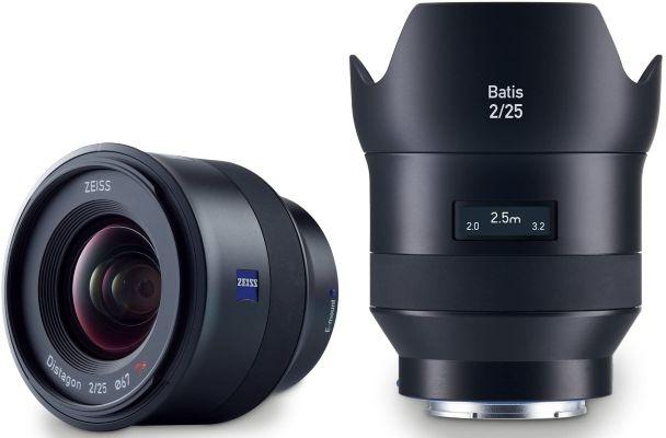 Zeiss Batis 225 Wide-Angle Camera Lens