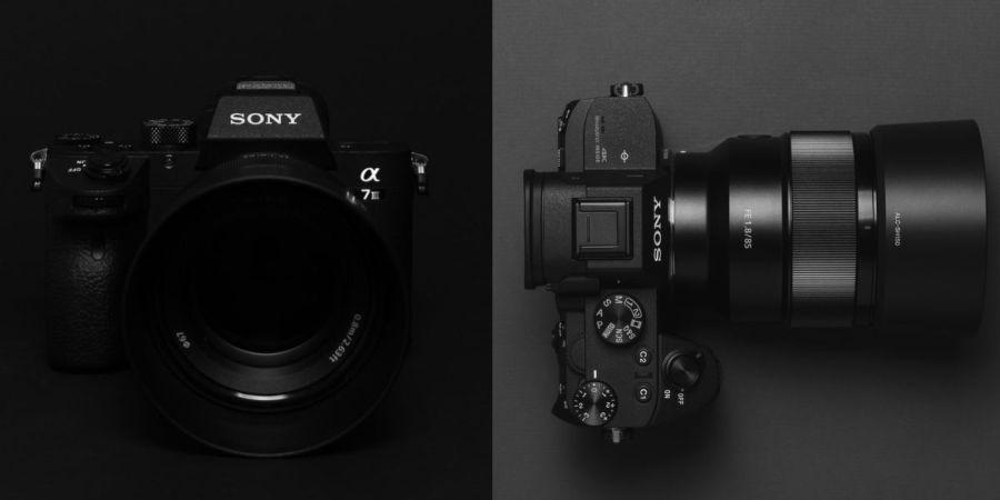 Sony A7III Design